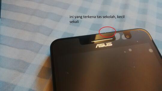Jual Asus Zenfone 6 Warna Hitam Baru 1 Bulan