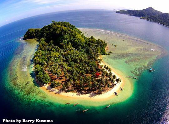 Drone Photography, Masa Depan Travel Foto 2015.