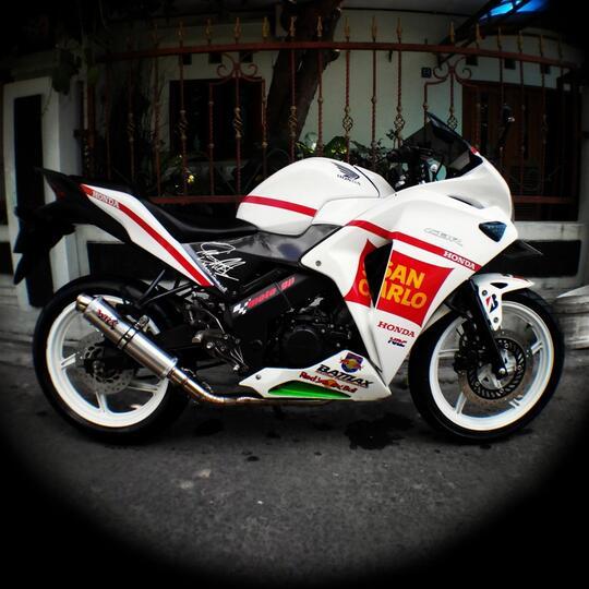 Terjual Cbr 150 Thailand Modif Sancarlo Solo Kaskus
