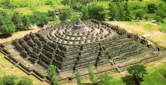 Candi Borobudur Bukan Di Jogja Benarkah Kaskus