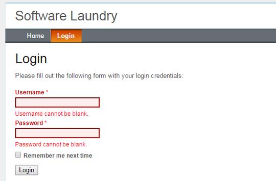 Software Laundry Kiloan Satuan Drycleaning Pertama Dg