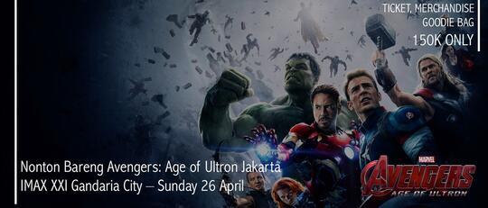 Avengers Age Of Ultron 2015 Kaskus