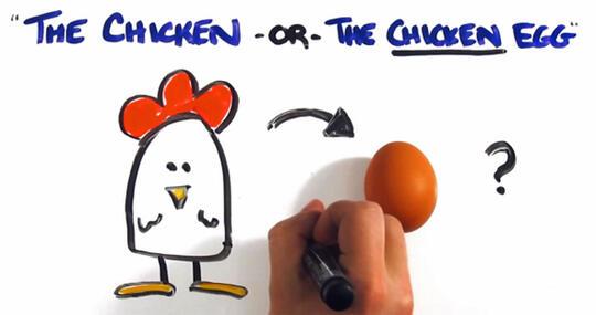 Soal Tebak Tebakan Duluan Mana Ayam Atau Telur Inikah Jawabannya Kaskus