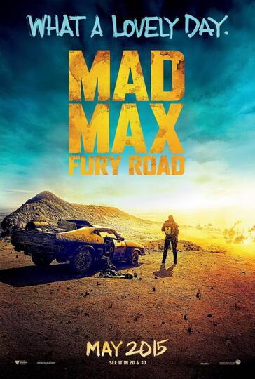 Mad Max Fury Road 2015 Tom Hardy Charlize Theron Kaskus