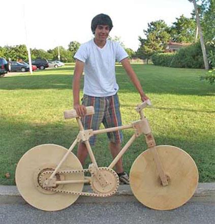 10 Modifikasi Sepeda Paling Unik Konyol Tapi Idenya Boleh Juga Jenius Dikit Kaskus