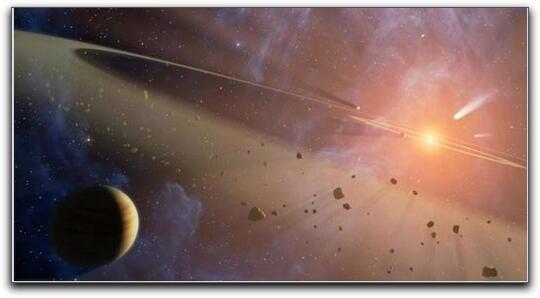 Beberapa Exotic Exo Planet Ganas Dan Juga Mempunyai Lingkungan Yang Habitable Zone!