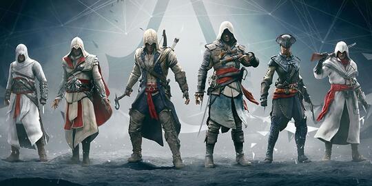 Top 5 Series Game Assassin S Creed Yang Harus Agan Mainkan Kaskus