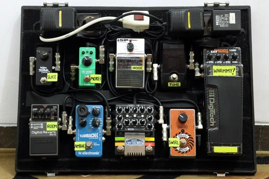 .: My Pedalboard :. - Discuss about Guitar Effects - Part 3
