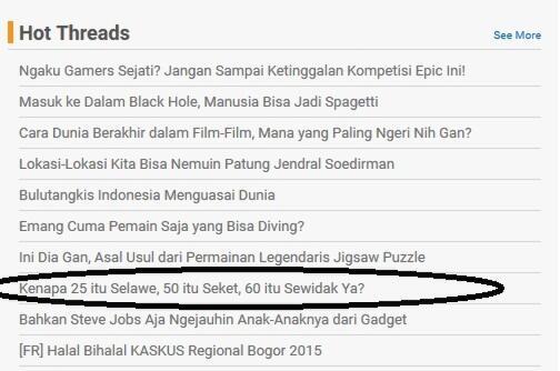 Makna tersembunyi penyebutan angka dalam bahasa Jawa!!!