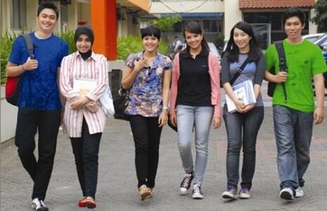 Gaya Mahasiswa Berpenampilan Berdasarkan Bidang Studinya