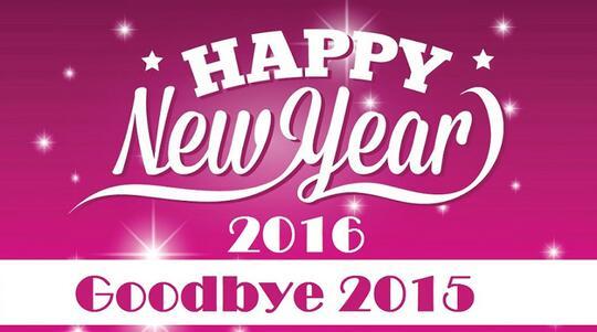 8 Resolusi Yang Paling Populer Menyambut Tahun 2016, Agan Yang Mana Neh?