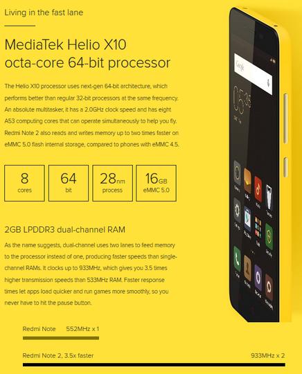 Xiaomi REDMI NOTE 2 / PRIME   Born to Perform - Part 2   KASKUS