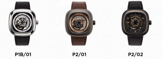 All about sevenfriday