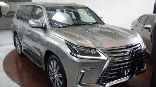 Lexus Luncurkan Premium SUV LX Terbaru
