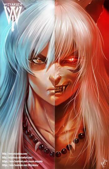 13 Gambar Keren Karakter Anime Dengan Evolusi Perubahannya Kaskus