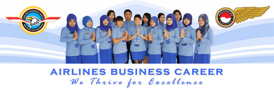 Malang Kuliah Singkat Siap Kerja Staff Airline Flight