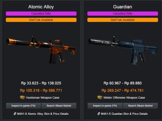 CS CSGO GAMES, KEY, WEAPON, SKIN, KNIFE MURAH DAN TERPERCAYA