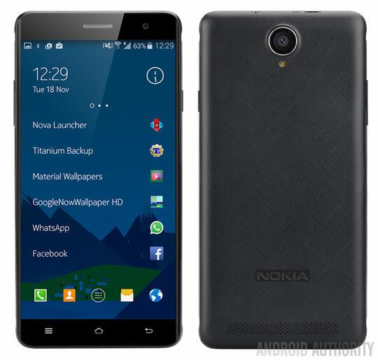 Beredar Bocoran Nokia A1 Lupakan Bocoran Itu Hanya Lelucon April