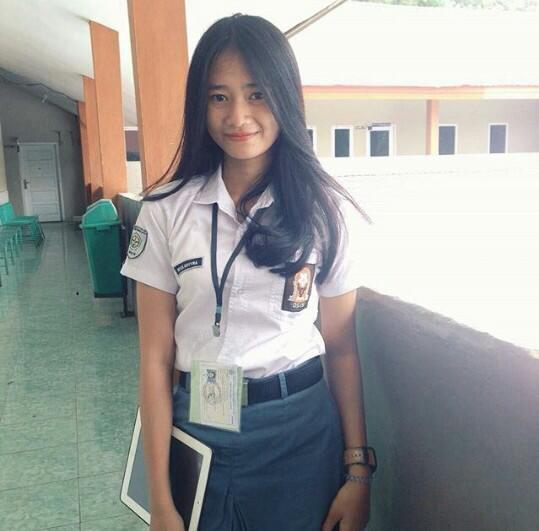 Rok Span Cewek SMA kekinian katanya IGO inside ++ | KASKUS