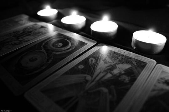 ◄◄◄ TAROT Reading & Divination ►►►