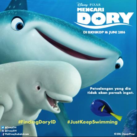 Finding Dory 2016 Film Animasi Yang Wajib Ditonton Di Tahun 2016 Gan Kaskus