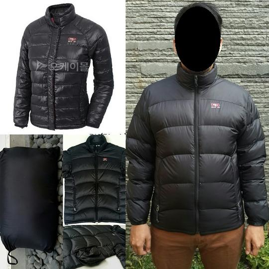 Terjual Jaket Packable Stow Pocket The North Face Uniqlo