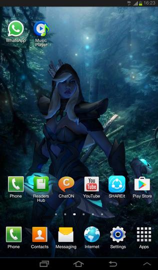 55+ Wallpaper Hp Android Dota 2 HD