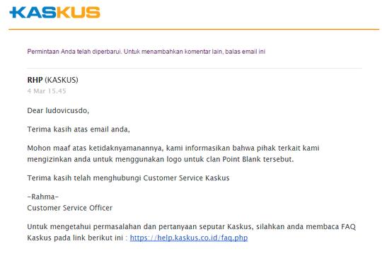 [OFFICIAL] PointBlank Garena Indonesia Kaskus Clan