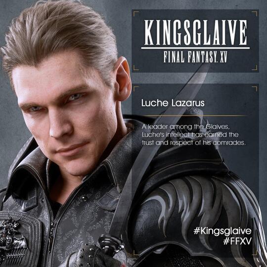 Kingsglaive Final Fantasy Xv 2016 Kaskus
