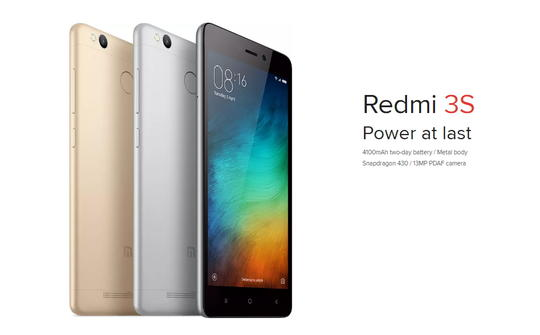 [Official Lounge] Xiaomi Redmi 3s/3x/3s Prime - Be secure, Be life, Be cool