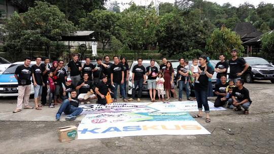 [FR] AylaAgyaKaskus (AAK) Milad Ka 3 Ngariung di Bandung