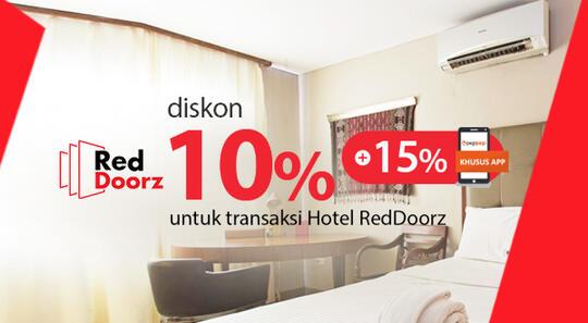 Promo Reddoorz Hotel Kaskus
