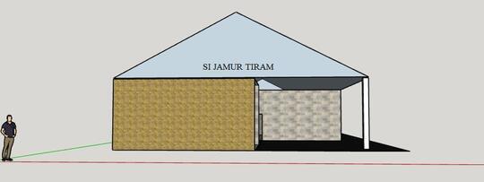 CARI INVESTOR UNTUK BUDIDAYA JAMUR TIRAM (JAMINAN SERTIFIKA TANAH 3000M)