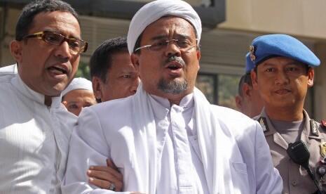Jubir FPI: Ada Apa dengan Kapolda Jabar? Kok Ngotot Sama Habib Rizieq?