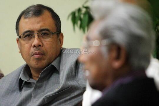 Diciduk KPK, PAN Berharap Proses Hukum Patrialis Akbar Fair