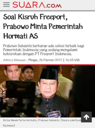 Pengamat Australia: Pemindahan Kedubes, Prabowo Lebih Moderat