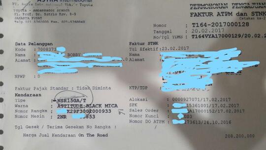 Kecewa Dengan Pelayanan Auto 2000 Ambassador | Dibayar Lunas namun Belum Diantar Juga