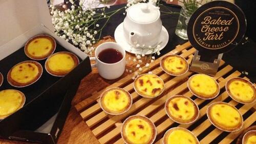 4 Cheese Tart Kekinian Yang Lagi Hits Di Jakarta Kaskus