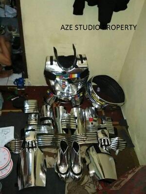 """[Success Stories] Aze Studio, """"Karyawan Tobat"""" Sukses Dengan Jasa Pembuatan Kostum"""