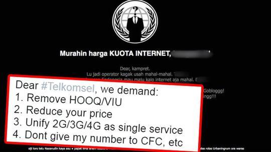 Fakta Mengejutkan Hacker VS Telkomsel Kisah Keserakahan Bisnis Bernilai 28 Triliun