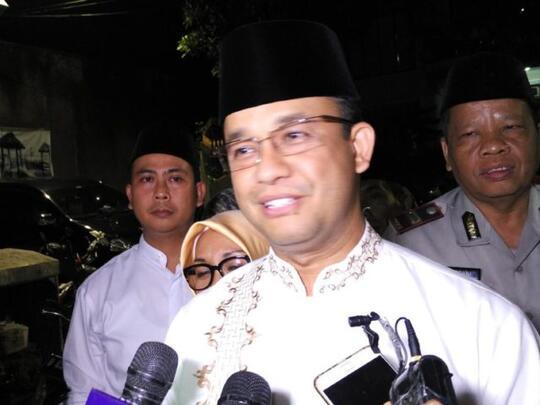 Soal Janji Tutup Alexis, Anies : Masa Gubernur Ngurusin Gituan