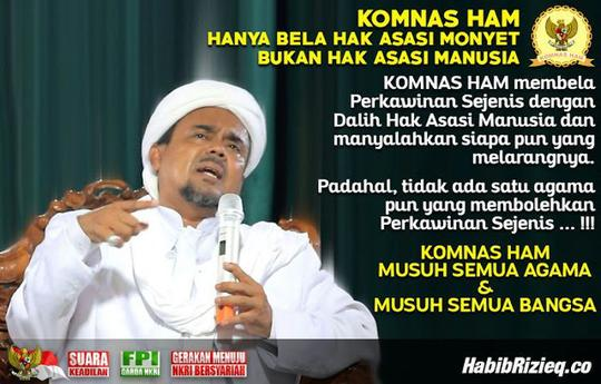 Bela HTI, Alumni Aksi Bela Islam 212 mulai Turun Jalan