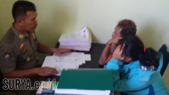 Pasangan Kumpul Kebo Kelabui Pemilik Kos Pakai Surat Nikah