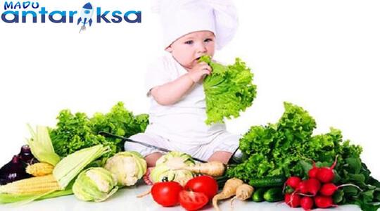 Nihh Gan Makanan Sehat Untuk Pertumbuhan Anak Yang Pas Buat Bulan
