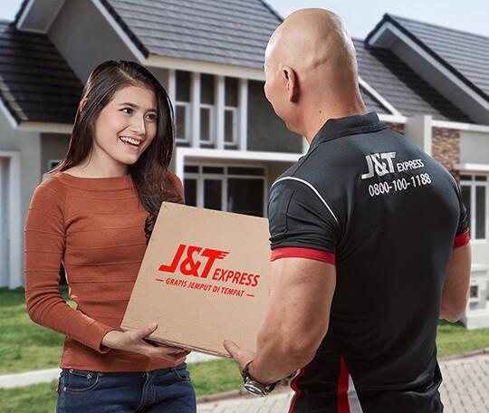 J&T Express Jadi Solusi Untuk Kirim-Kirim Barang Meskipun High Season.