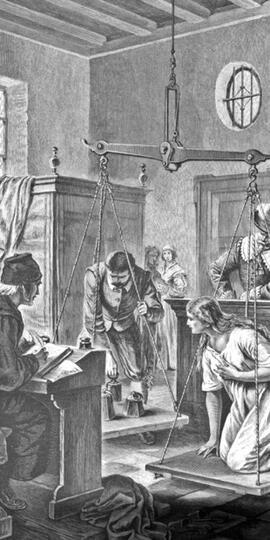 Sejarah Perburuan Penyihir di Eropa