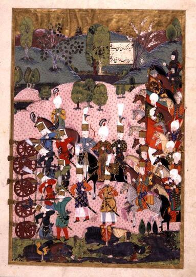 "Tentang thesis ""Ottoman Decline"""