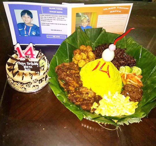 Paket Tumpeng Nasi Kuning Untuk Acara Ulang Tahun Anak Surabaya Kaskus