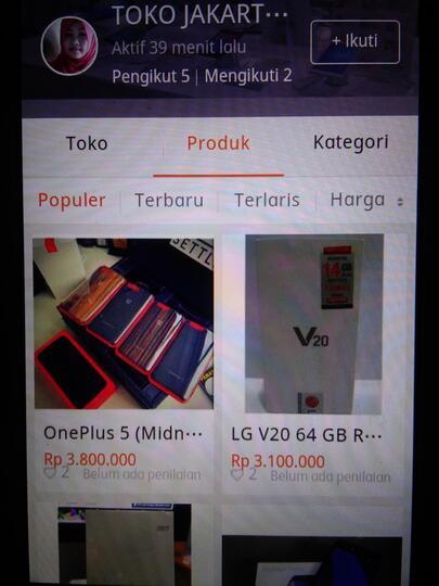 Modus Baru Penipuan Online Shop Penipu Shopee Toko Jakarta
