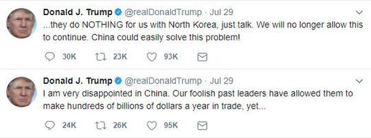 Amerika Serikat Habis Kesabaran Terhadap Korea Utara